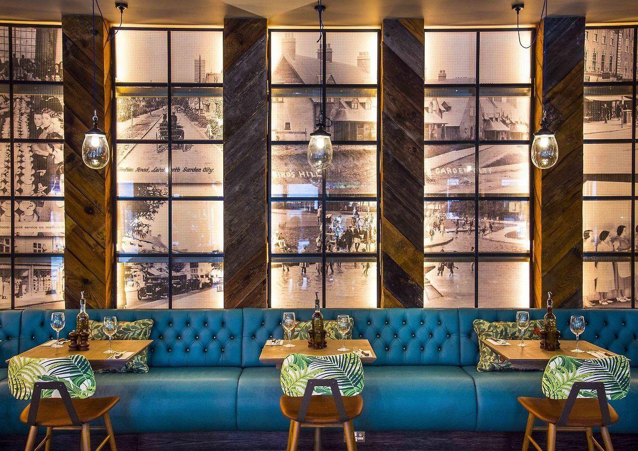 Wildwood Letchworth Garden City Restaurant Bar Interior Design