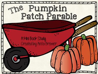 The pumpkin patch parable by liz curtis higgs bible studies
