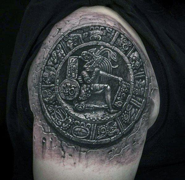 ea5c3e35034dd 50 3D Arm Tattoos For Men - Manly Ink Design Ideas   Tattoo ...