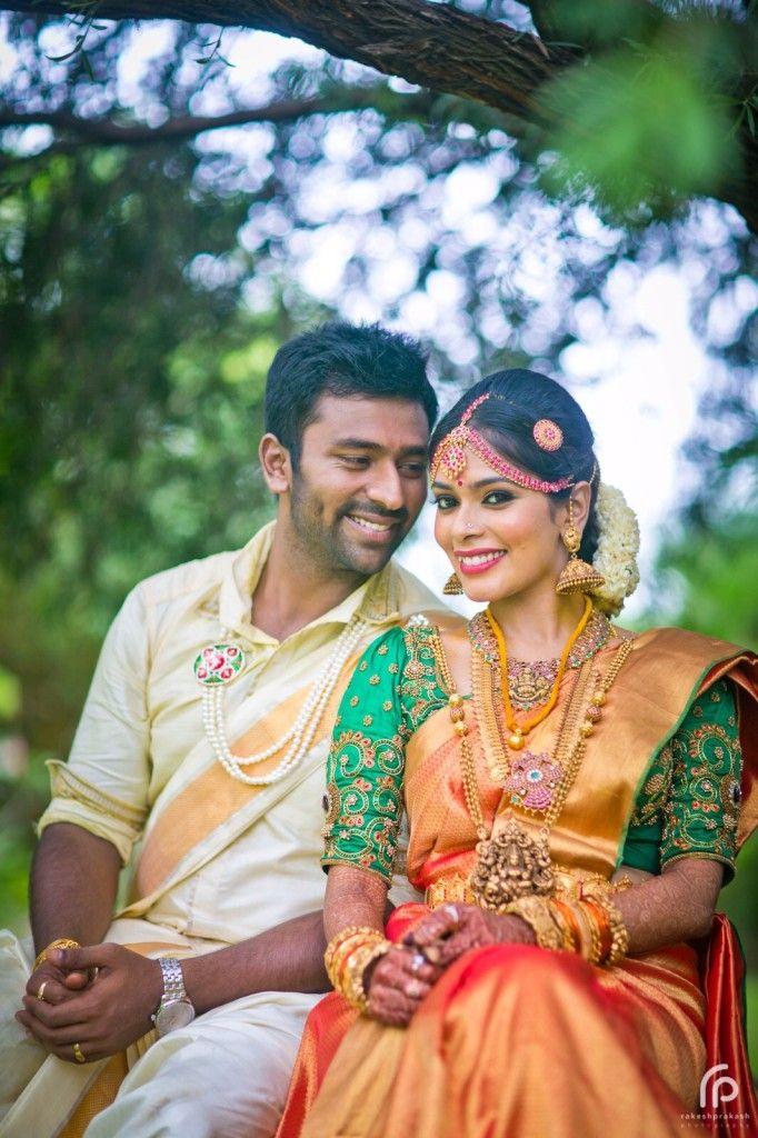 Celebrity Wedding Story Of Shanthanu  Keerthi - Wedding -8081
