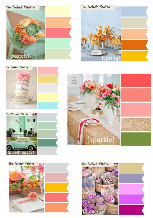 March Wedding Colors 2017 Planning Dates To Avoid In And