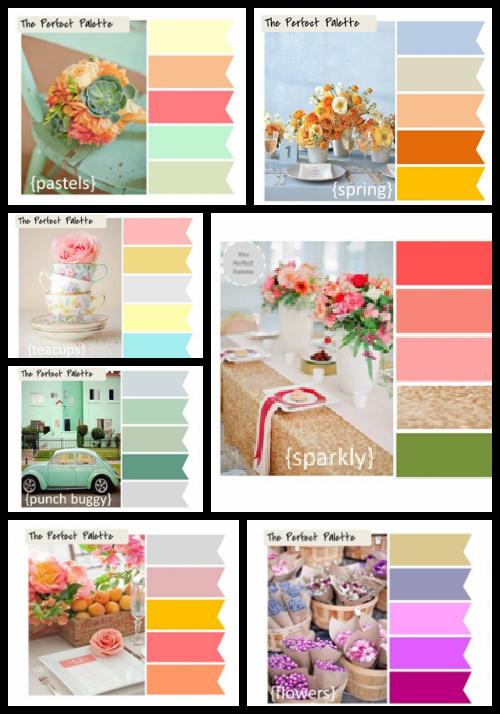 March Wedding Colors 2014 Wedding Planning Wedding Dates