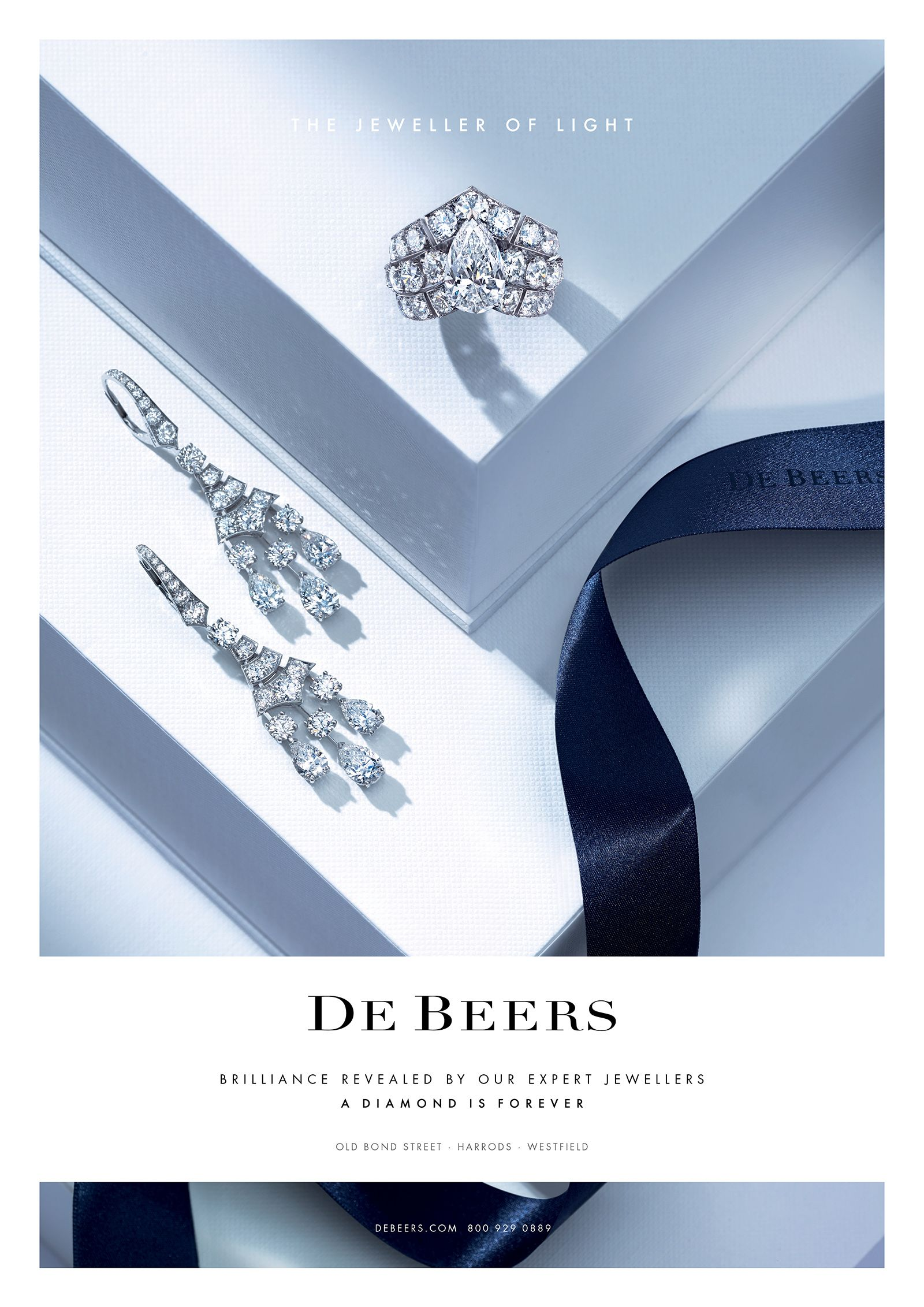De Beers Light - Work - Jaques & Jaques