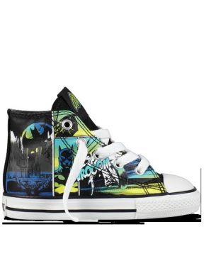 6b2b6cb800de Converse Kid s Chuck Taylor Shoes Batman Baby Clothes
