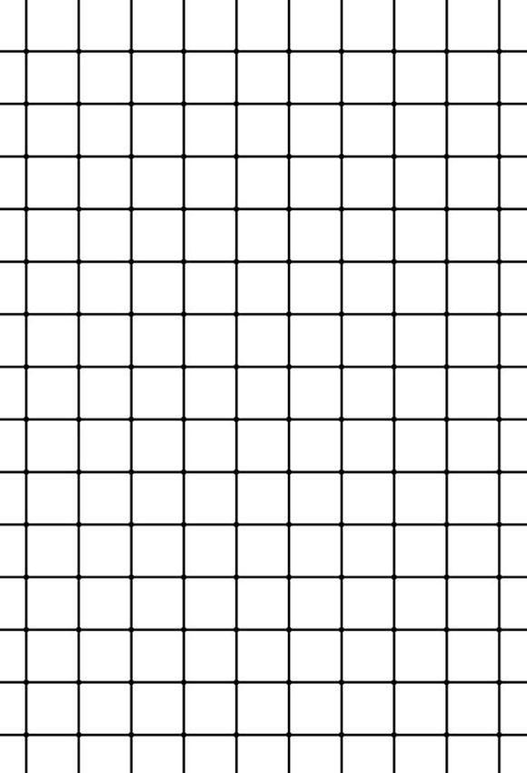 Plaid Backdrops White And Black Backdrops S-2824 - 3'W*5'H(1*1.5m)