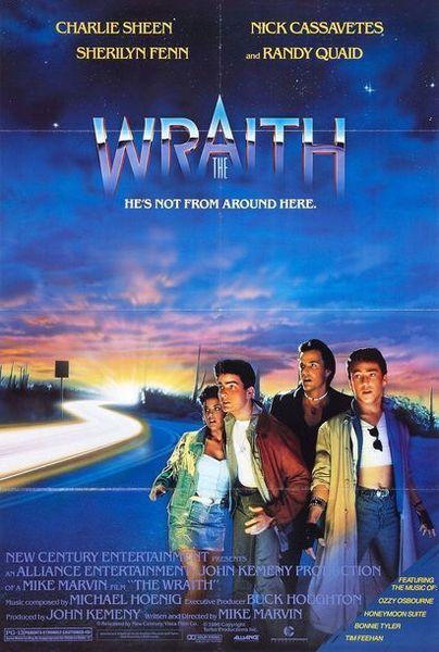 The wraith full movie free