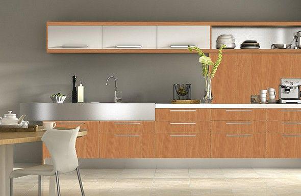 Astra Bavarian Beech Kitchen Better Kitchens Kitchen Ideas
