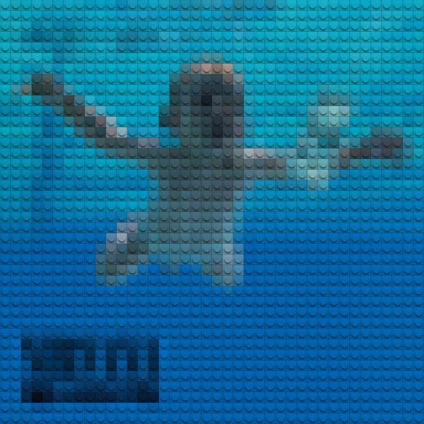 LEGO ALBUMS – Les albums cultes recréés avec des LEGO !