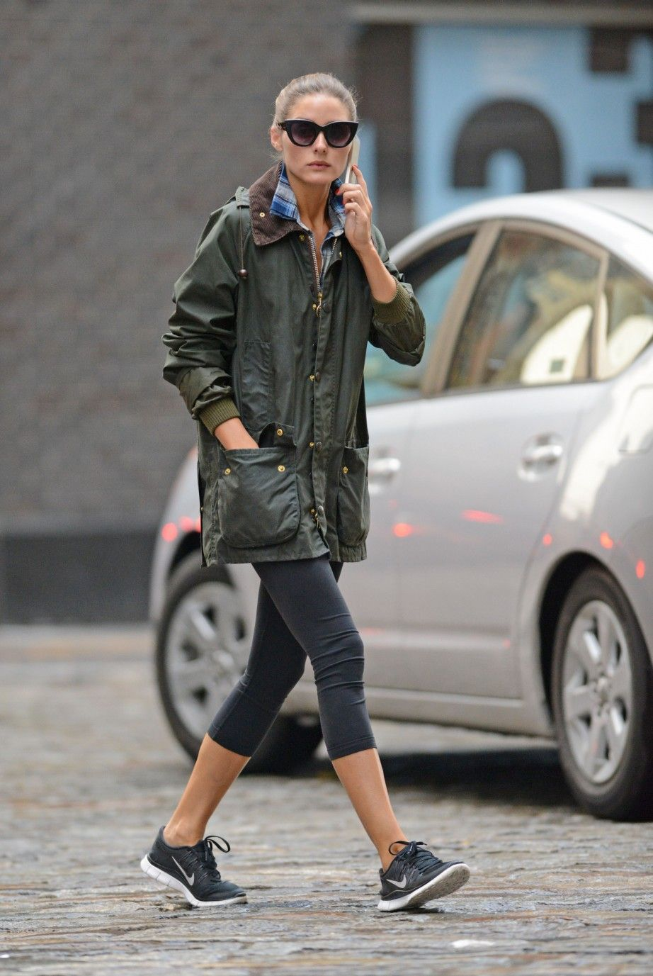Olivia Palermo: Sporty στη Νέα Υόρκη | Jenny.gr Galleries