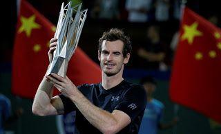 Blog Esportivo do Suíço:  Murray derruba Bautista, fatura o tri em Xangai e leva o 13º Masters