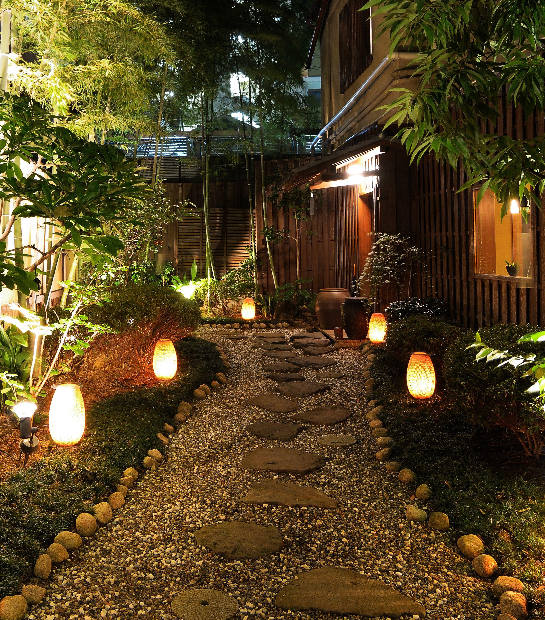 Outdoor Path Lighting Quick Ideas