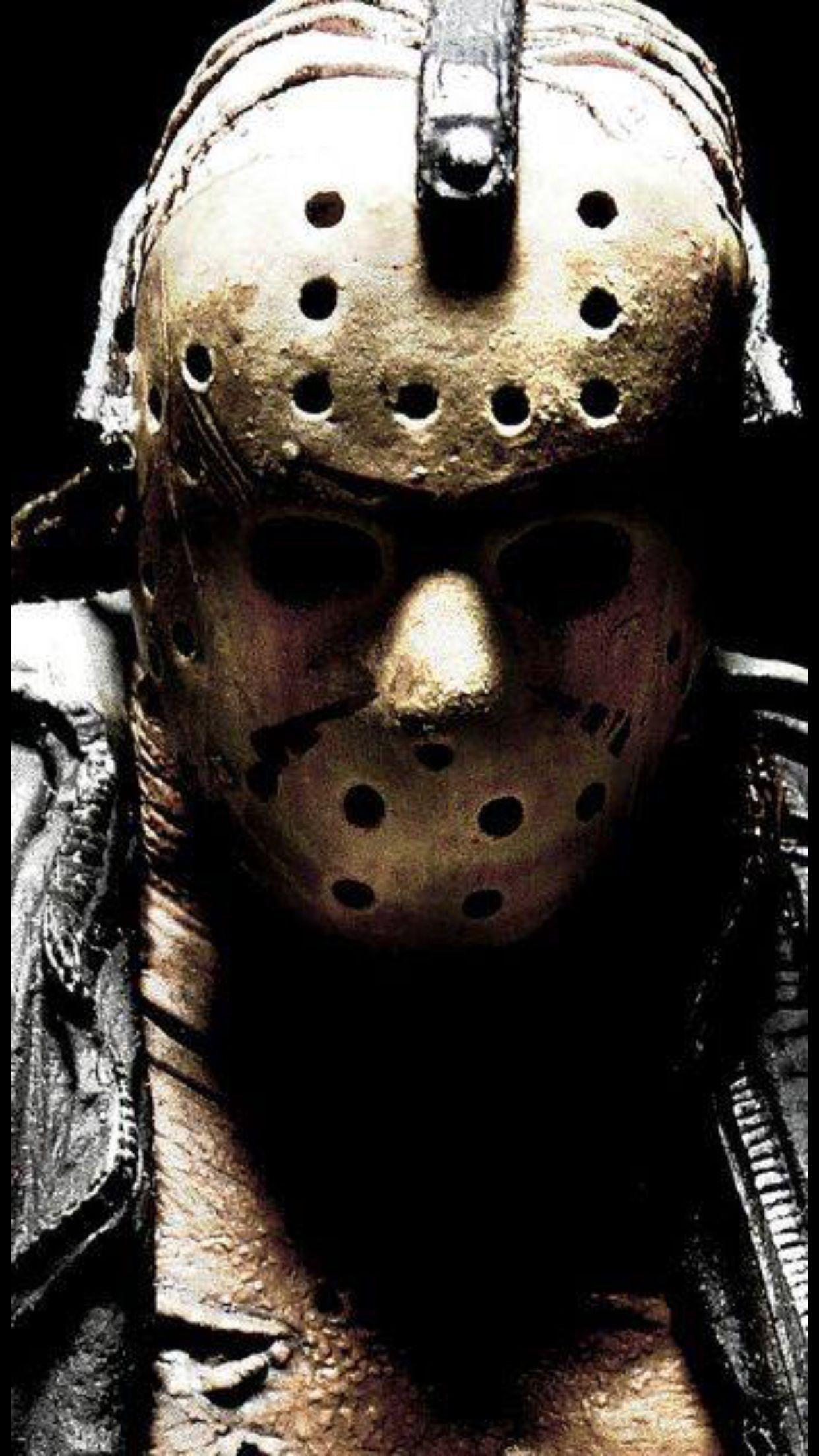Jason Voorhees-Friday ...