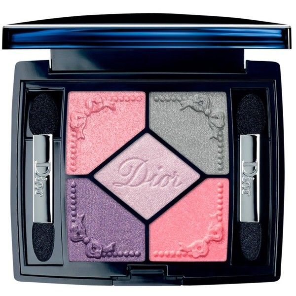 Dior 5 couleurs trianon edition couture colours and effects pink.