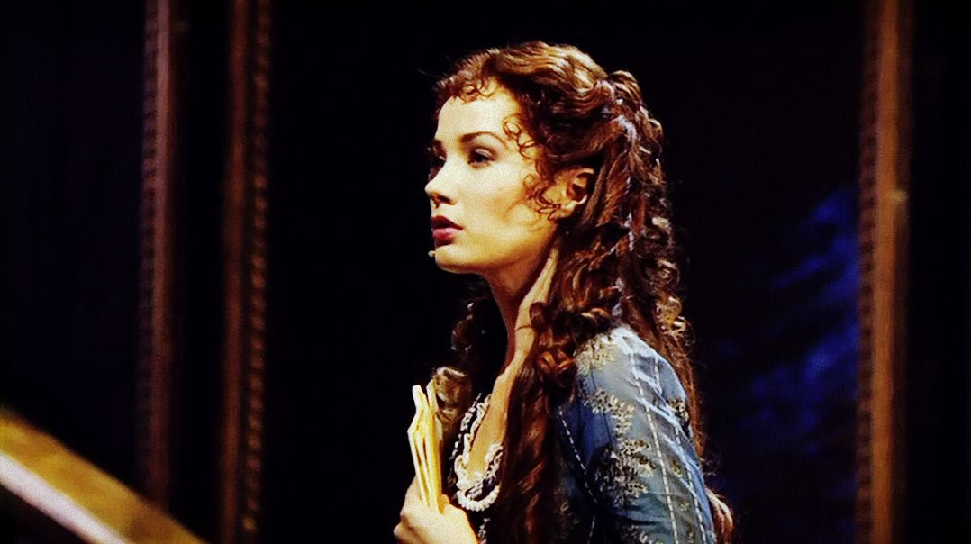 Image result for Phantom of the Opera webber notes reprise 25th