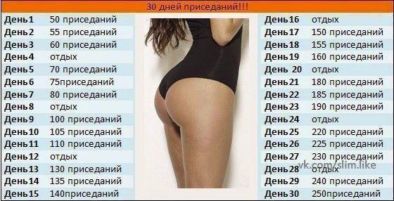 Упражнение Приседание Для Похудения.