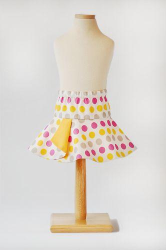 Digital hula hoop skirt sewing pattern | Kinder nähen, Nähen und Kind