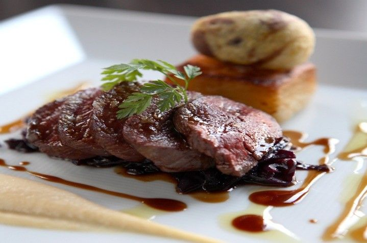 Glorious Food From Hotel Felix Cambridge Uk Seasonal