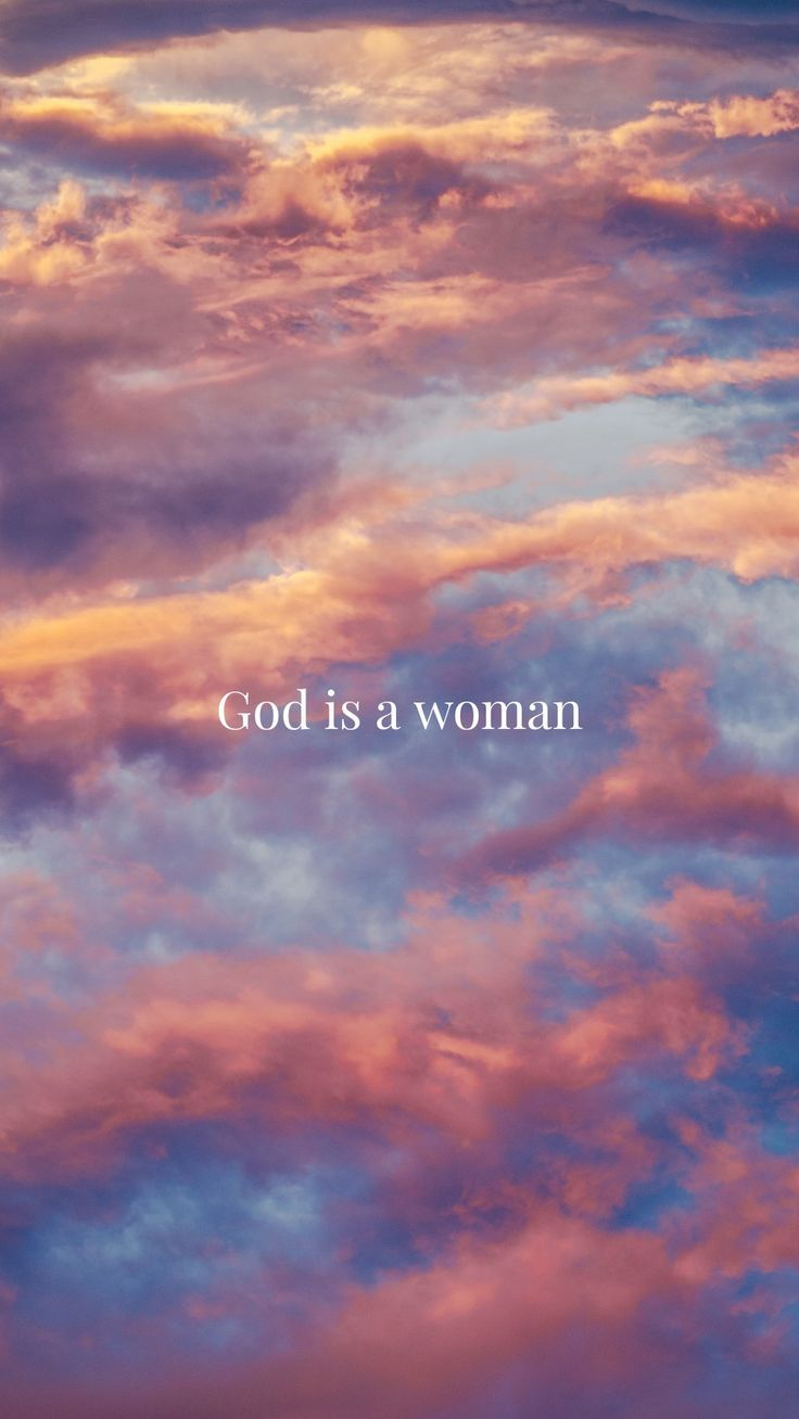 God Is A Woman Wallpaper In 2020 Ariana Grande Background