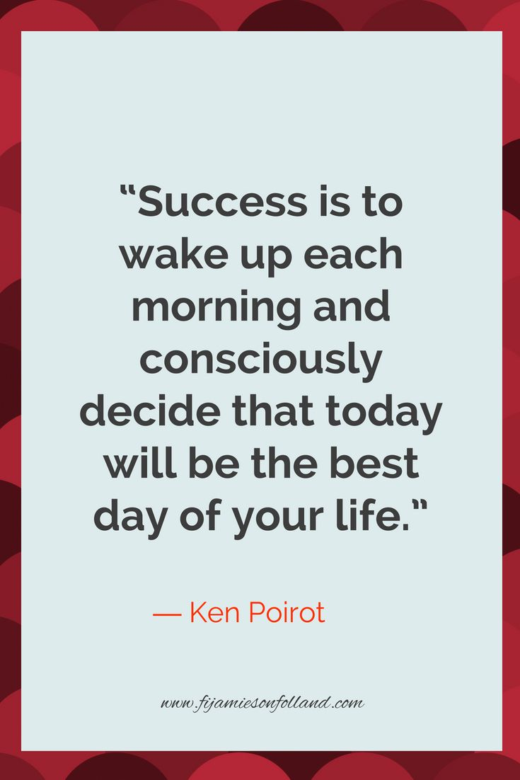 Success Decision Consistency From Dreams To Goals To Reality