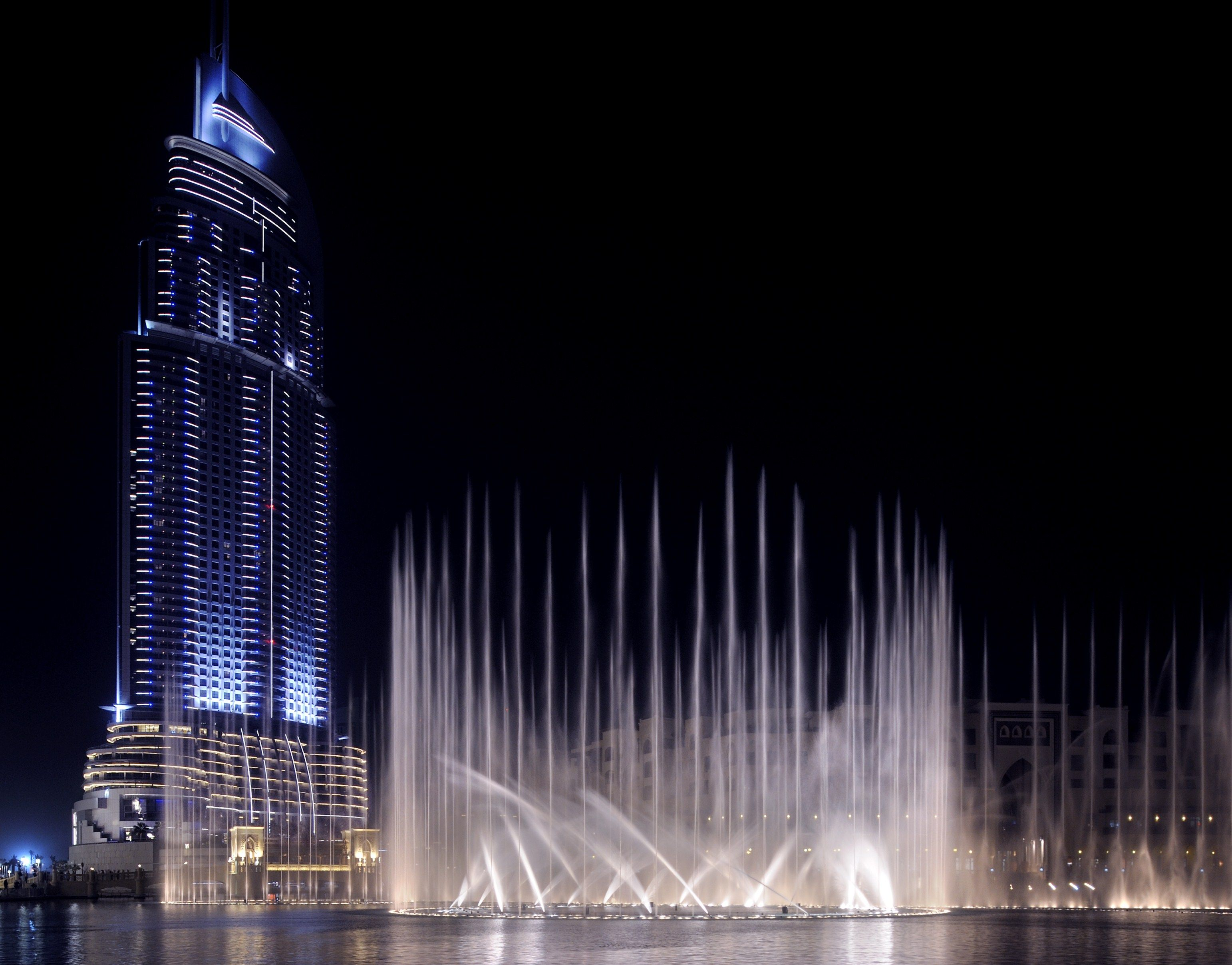 The Address Downtown Dubai A Modern Property In The Happening