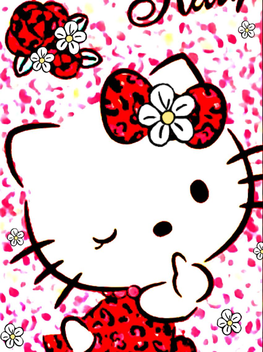 Hello kitty (With images) Hello kitty wallpaper, Hello