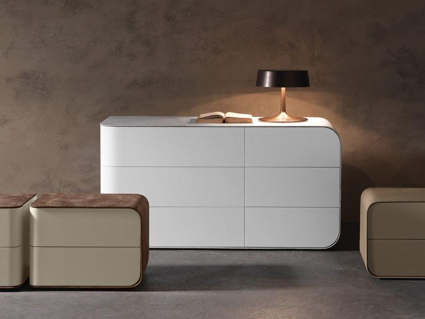PASSION Dresser by Presotto Industrie Mobili design Claudio Lovadina
