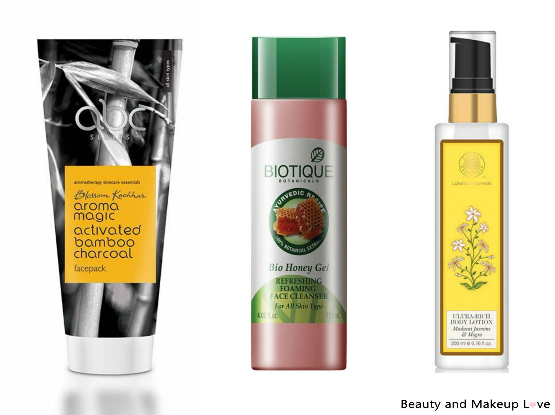 List Of Paraben Free Brands In India
