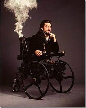 fictional steam powered wheelchair for all wild west needs i ll rh pinterest com