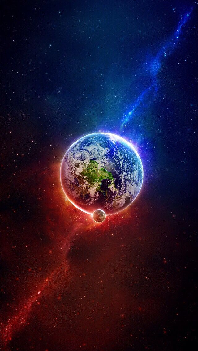 Planet Earth Wallpaper Iphone