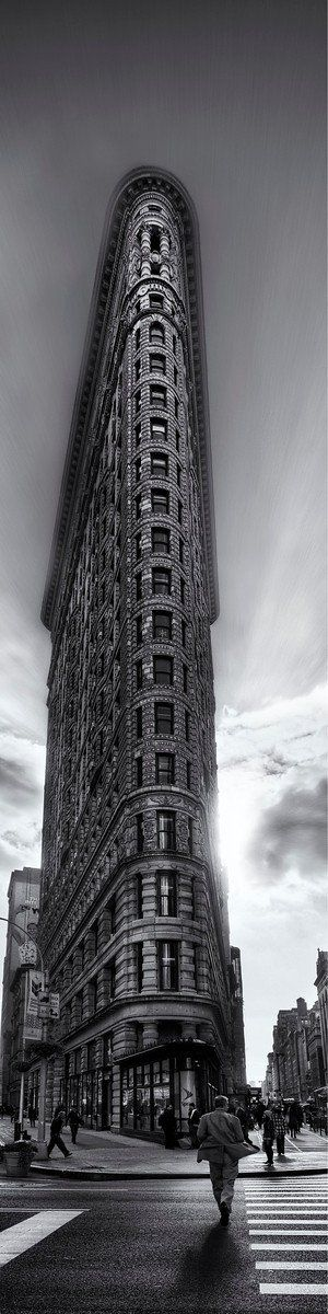 """the flatiron - from the Exhibition: """"Cropped for Pinterest"""" - photo from #treyratcliff"""