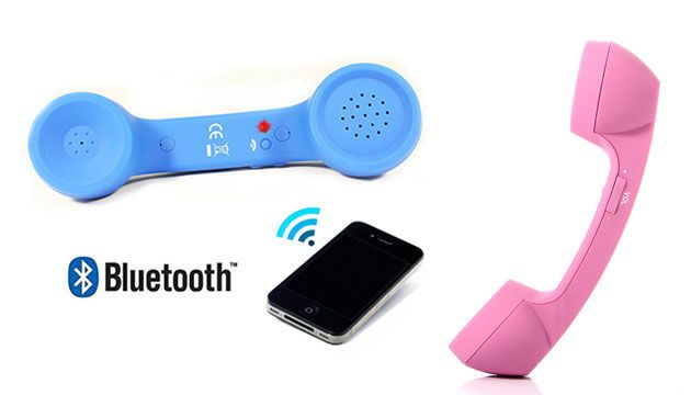 Pop Phone Retro Bluetooth Sem Fio BeeK Geek's Stuff R