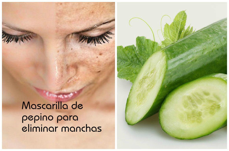 La Mejor Mascarilla De Pepino Para Eliminar Manchas Beauty Hacks Natural Beauty Tips Natural Cosmetics