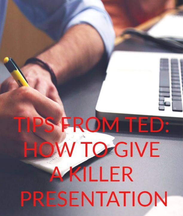 how to presentation ideas for college