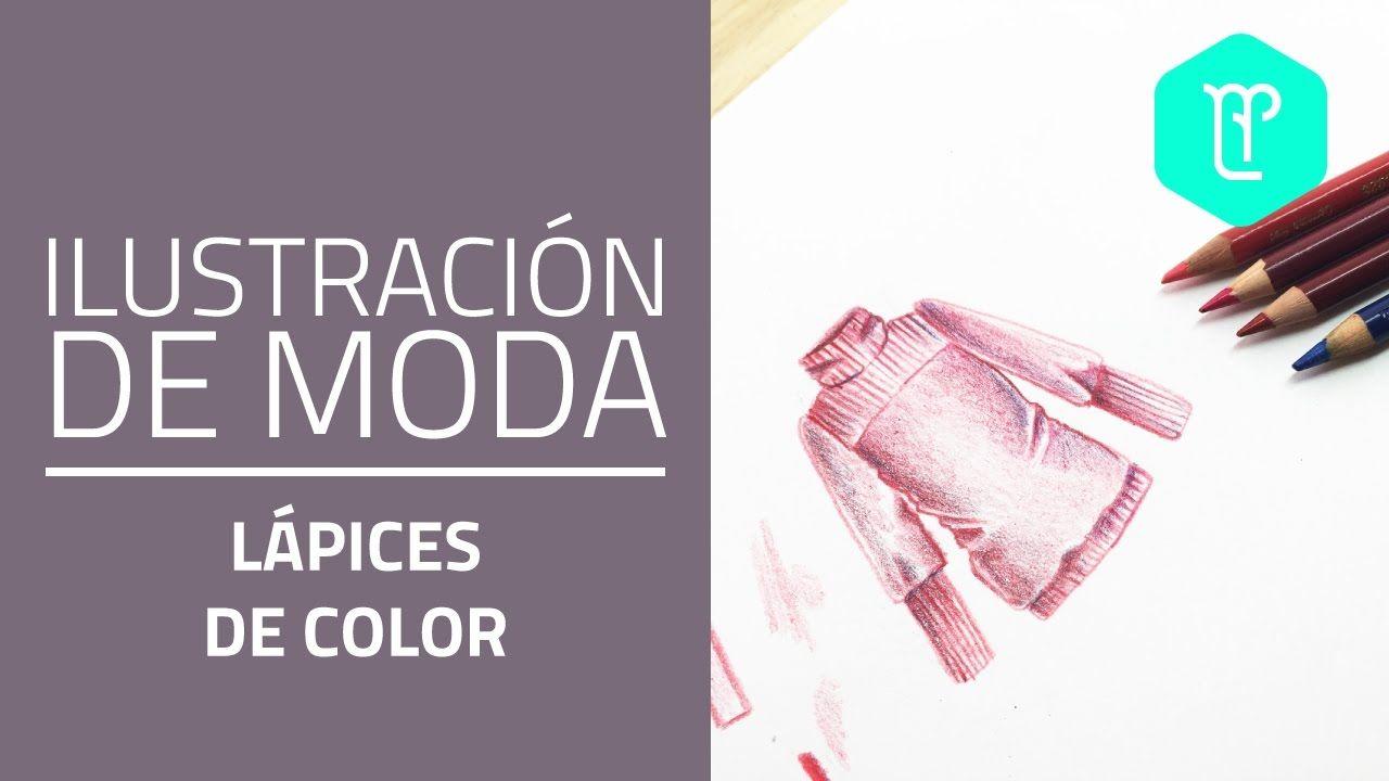 Cómo colorear un saco con lápices de color | bozssetos.S.ab.F ...