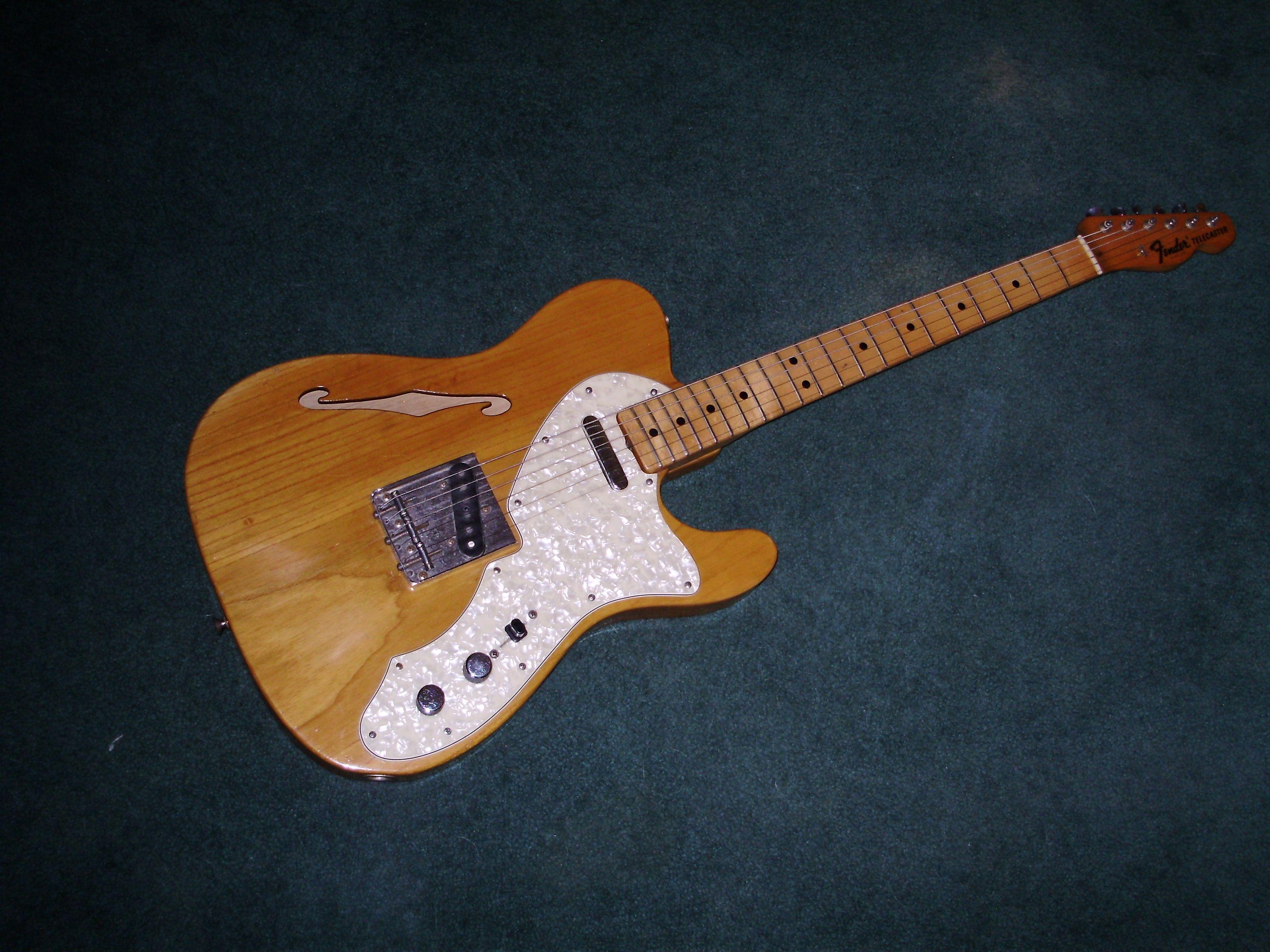 Fender telecaster thinline fender telecaster telecaster