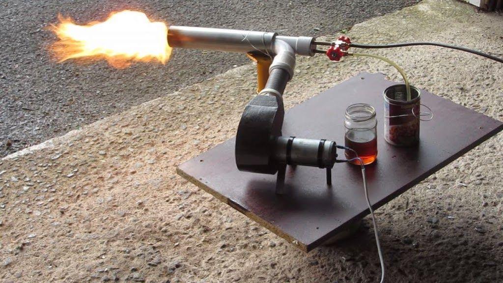 Myfordboy Blog And Online Resources Waste Oil Burner