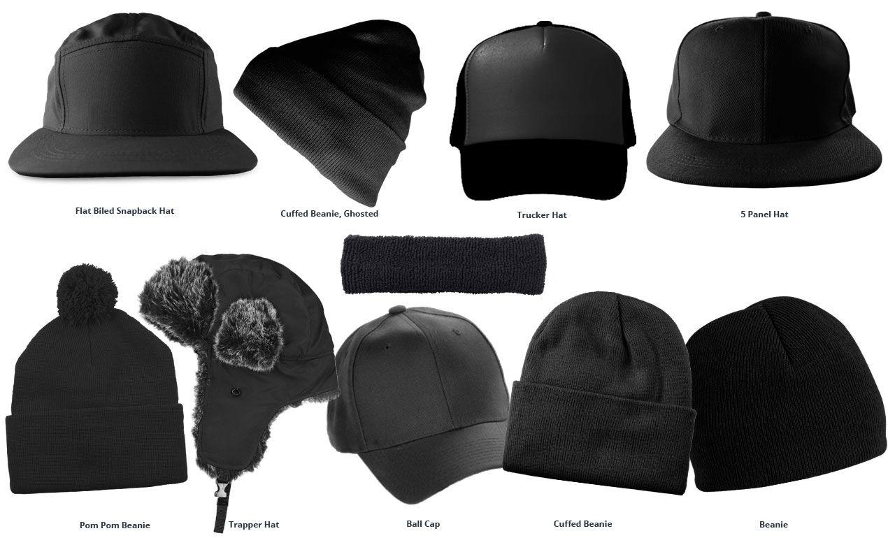 5c9aee06c Photoshop Hat Mockup Template Pack | Go Media's Arsenal | Mockup ...