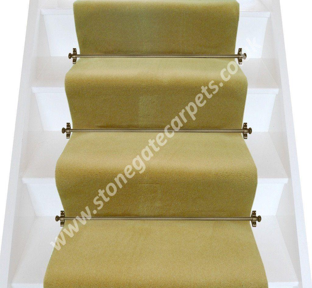 Brintons carpets majestic savannah plain stair runner per