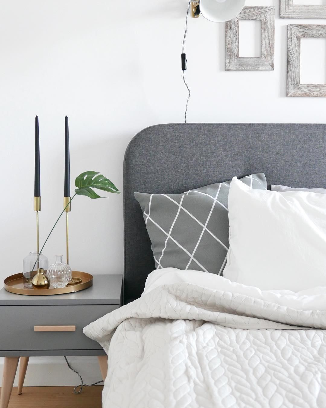Pure Eleganz Diese Schlafzimmer Uberzeugt Im Zeitlosen