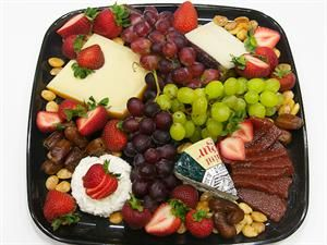 Artisan Cheese Platter - Easy to make yourself. WholeFoodsMarket.com & Artisan Cheese Platter - Easy to make yourself. WholeFoodsMarket.com ...