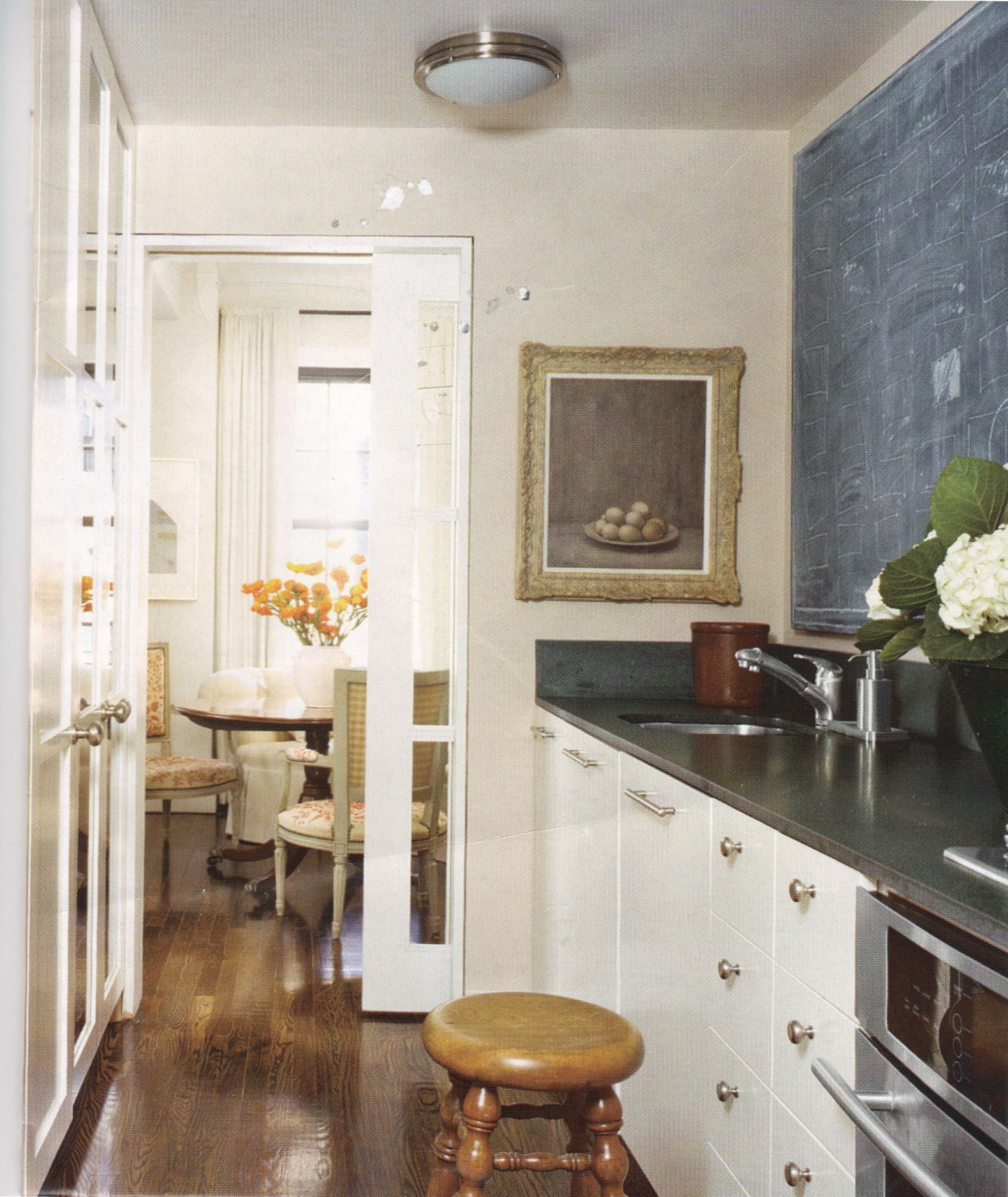 Corridor Kitchen | Kitchen Ideas | Pinterest
