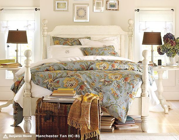 Pottery Barn Bedroom Decorating Ideas | Via Pottery Barn Have A Happy  Monday September 27th 2010