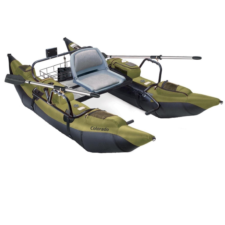 Classic Colorado 9ft Pontoon Boat