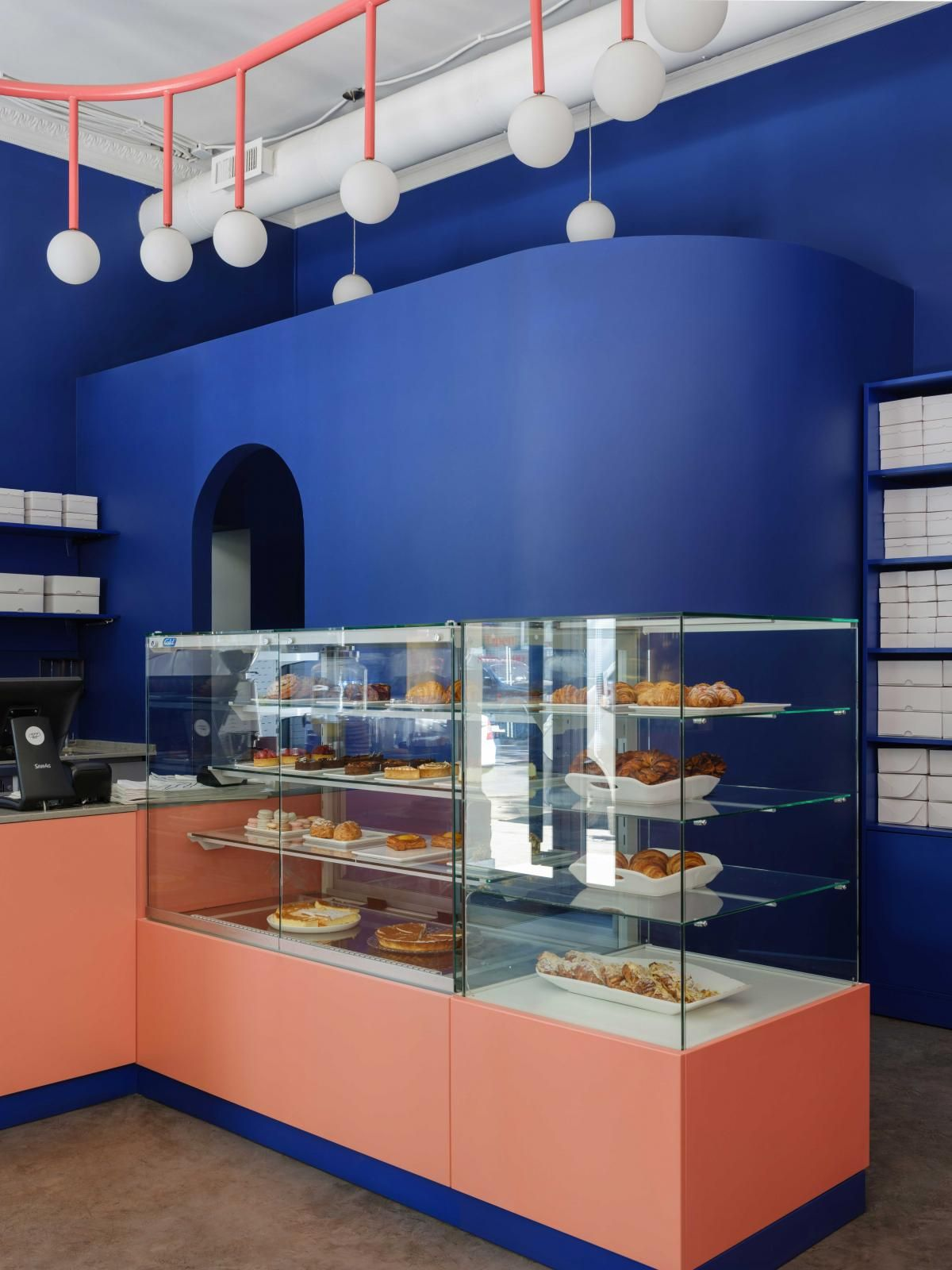 the wes anderson inspired breadway bakery brings american pop rh pinterest com