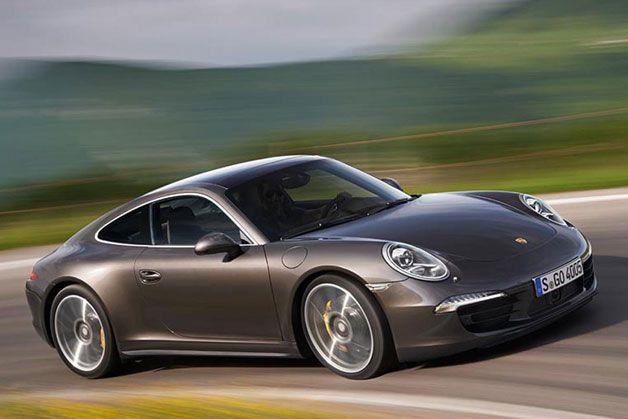 2013 Porsche 911 C4S