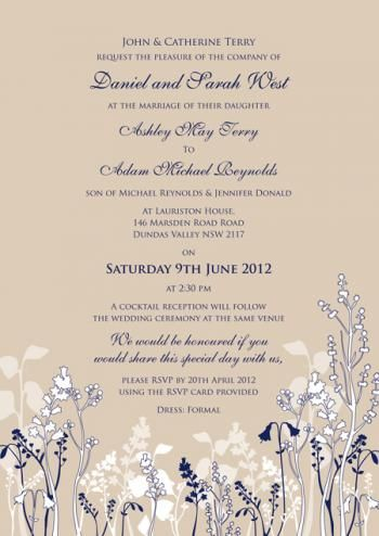 Images of a garden wedding google search artboard pinterest beautiful garden wedding inspired invitation with rsvp filmwisefo Images