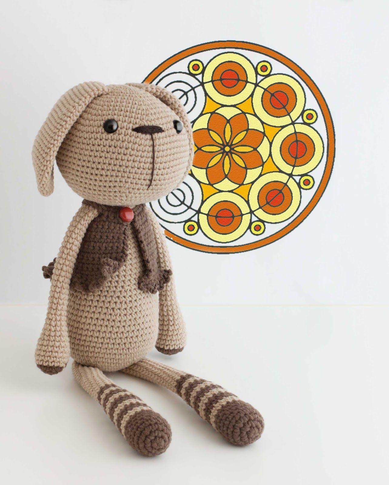 Mis PequiCosas: El conejo Lucas y los niños | AMIGURUMIS | Pinterest ...