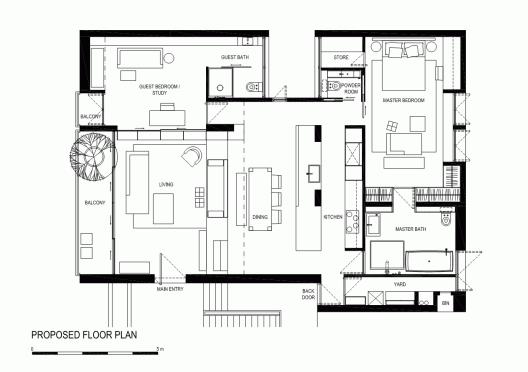 Brookvale Park Tristan Juliana Tj Studio Floor Plan Design