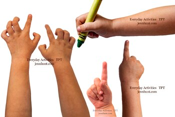 bundle of child s hands typing pointing holding crayon transparent background in 2020 kids hands hand type pointing hand holding crayon transparent background