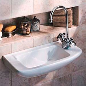 Narrow Wall Mount Bathroom Sinks Sinks Wall Mount Bathroom Sinks